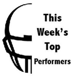 Top Performers EPA football