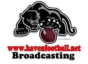 havenfootball broadcasting logo shirt